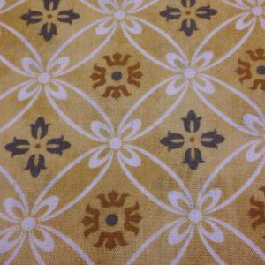 Quilting Fabric and Rhinestone Trim 026