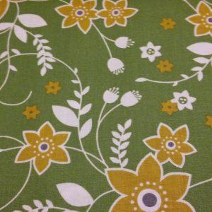 Quilting Fabric and Rhinestone Trim 030