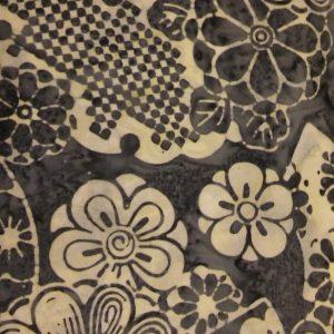 Quilting Fabric and Rhinestone Trim 040