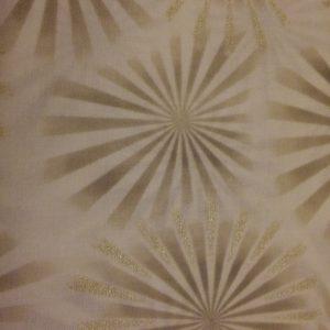 Quilting Fabric and Rhinestone Trim 047