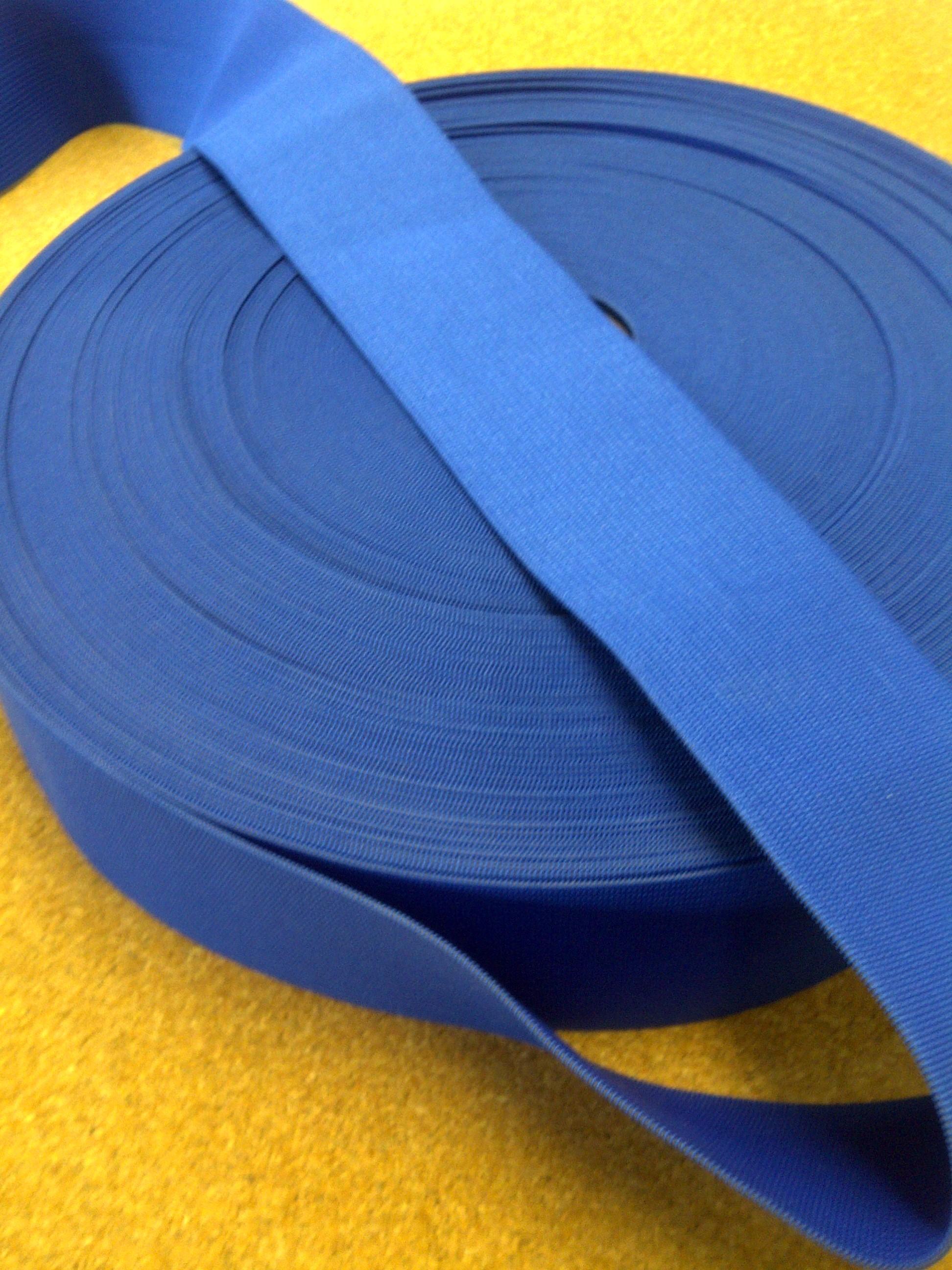 2 Inch Royal Blue Elastic Trimsonwheels Com