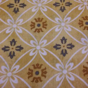 Quilting Fabric and Rhinestone Trim 026