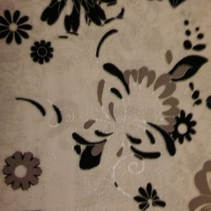Quilting Fabric and Rhinestone Trim 045