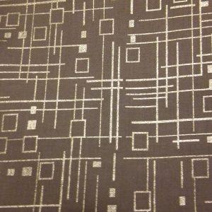 Quilting Fabric and Rhinestone Trim 046
