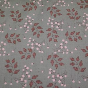 Quilting Fabric and Rhinestone Trim 053